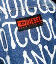 DIESEL WOMANS JEAN JACKET HC-NHILL GIACCA (00SVDD-0076T-01)